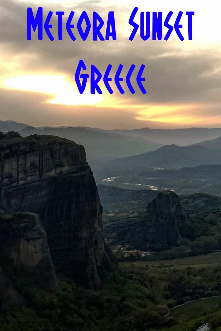 Meteora Sunset Tour: What to expect on a Meteora sunset tour in Greece.