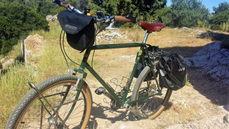 Stanforth Kibo+ Expedition Bicycle - Travel The World by Bike