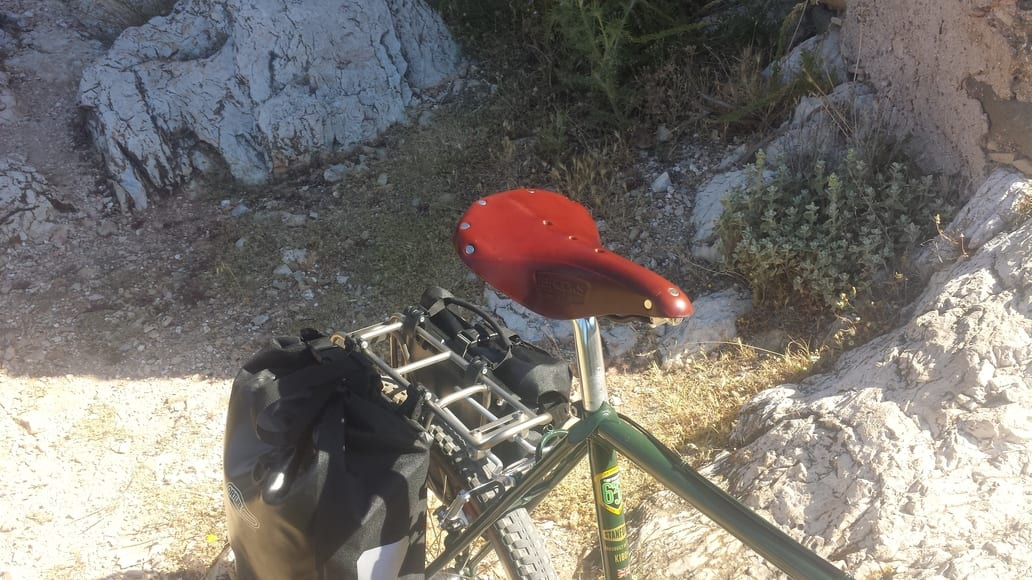 Brooks B17 Saddle