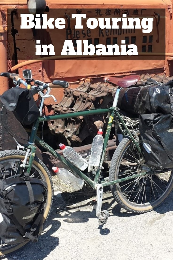 Bike touring in Albania is a fantastic experience. It really is one of the friendliest countries in Europe to go bicycle touring! Here's my story, cycling tips, and bike touring vlogs.