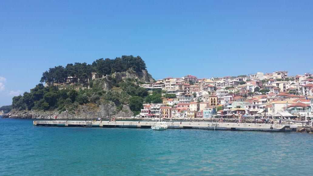 A guide to a day in Parga in Greece