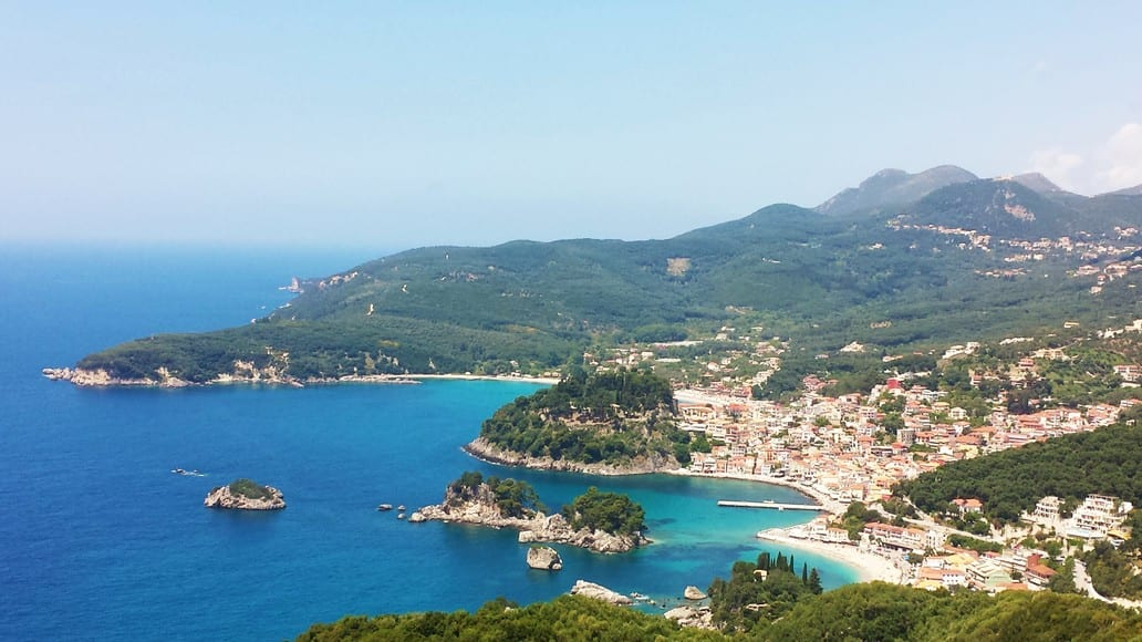 Explore beautiful Parga from Acrothea Hotel