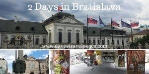 What to do in Bratislava in 2 days | Best of Bratislava Highlights