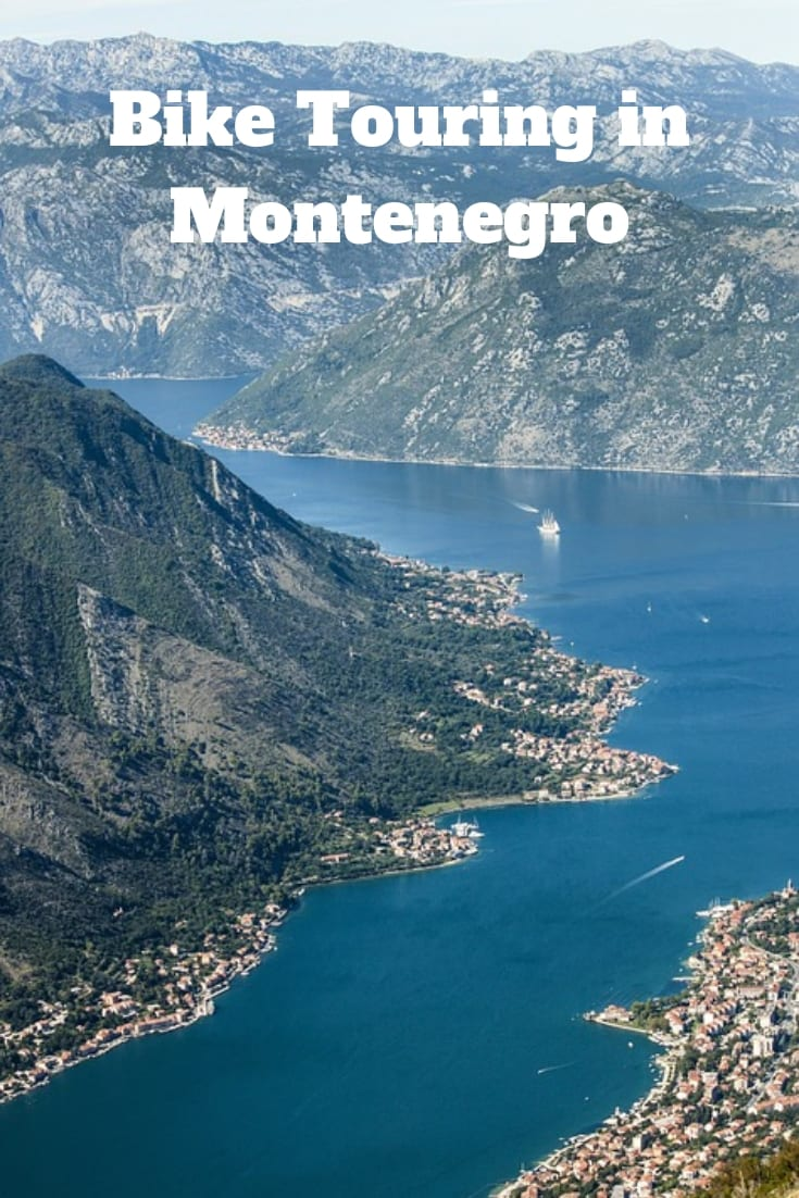 Bicycle Touring in Montenegro - Routes and Information about Cycling in Montenegro