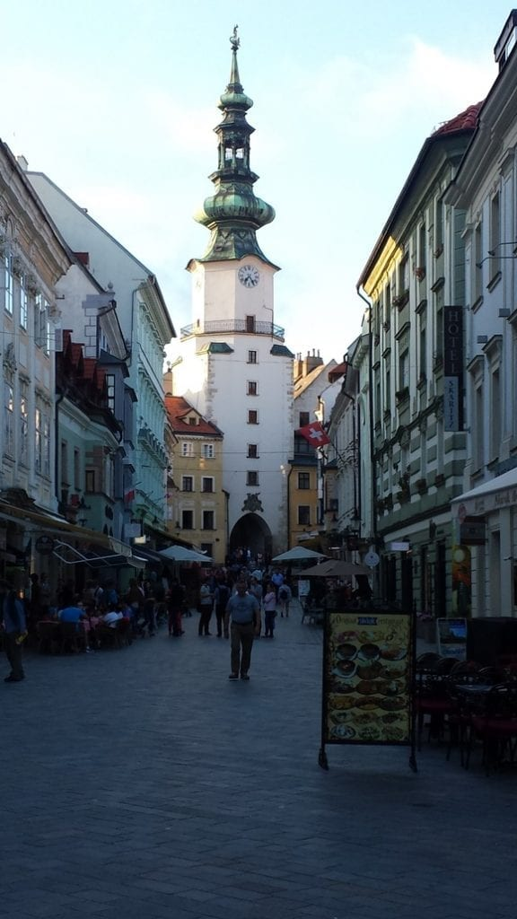 Exploring the Old Town area is just one of the many things you can do during 2 days in Bratislava. The Slovakian capital city is a beautiful, historic place to spend a weekend break.
