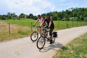 Discovering Bela Krajina in Slovenia from the Big Berry Lifestyle Camp