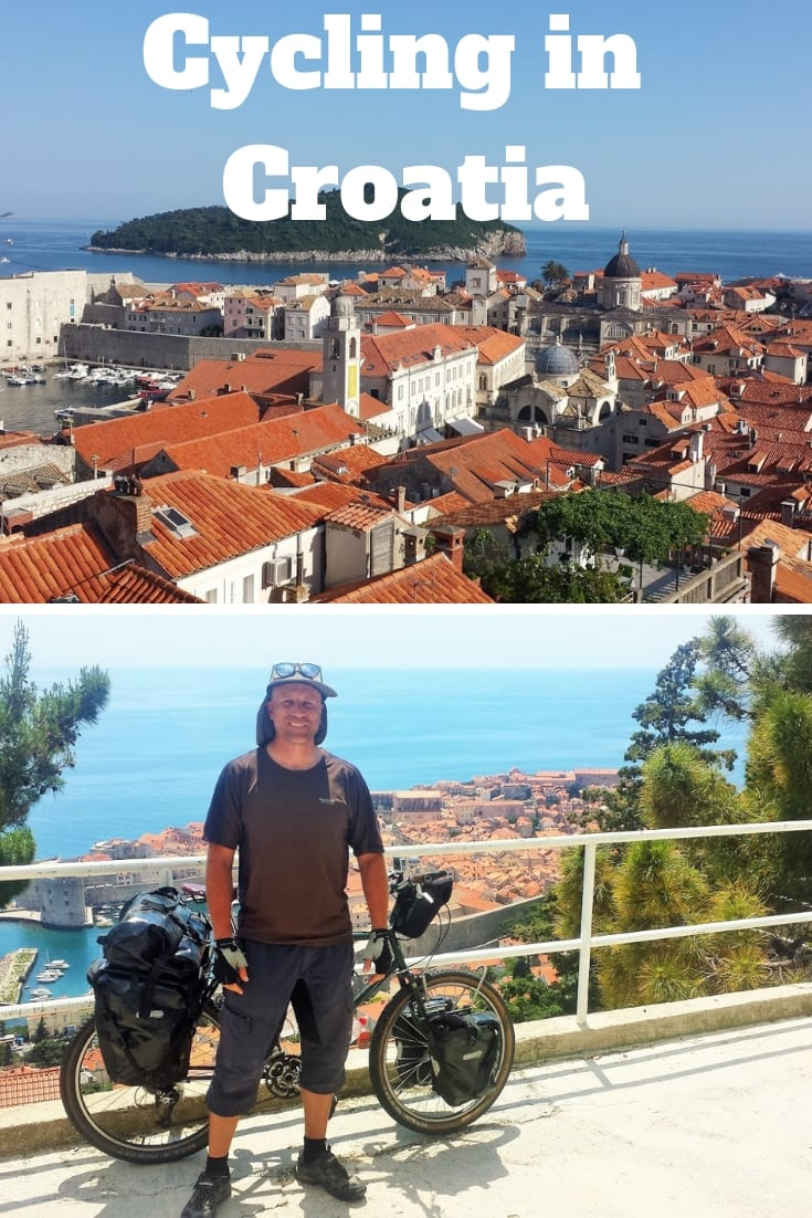 Croatia Bike Tours: All you need to know about cycling in Croatia. Useful route maps, daily vlogs, and other essential information you might need to help plan your own bicycle tour in Croatia.