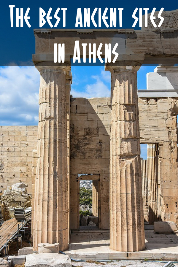 How to see the best ancient sites in Athens, Greece.