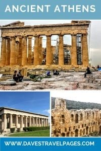 Ancient Athens was the cultural heart of the classical Greek world between 508–322 BC. Miraculously, many buildings from ancient Athens still survive today. Here's a guide on how to visit the main sites of Ancient Athens during your visit to the capital of Greece.