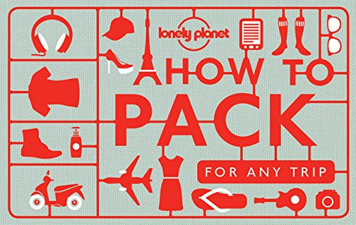 How to pack for any trip by Lonely Planet. A useful book containing information such as what types of luggage there are, how to fold clothes, and travel packing lists