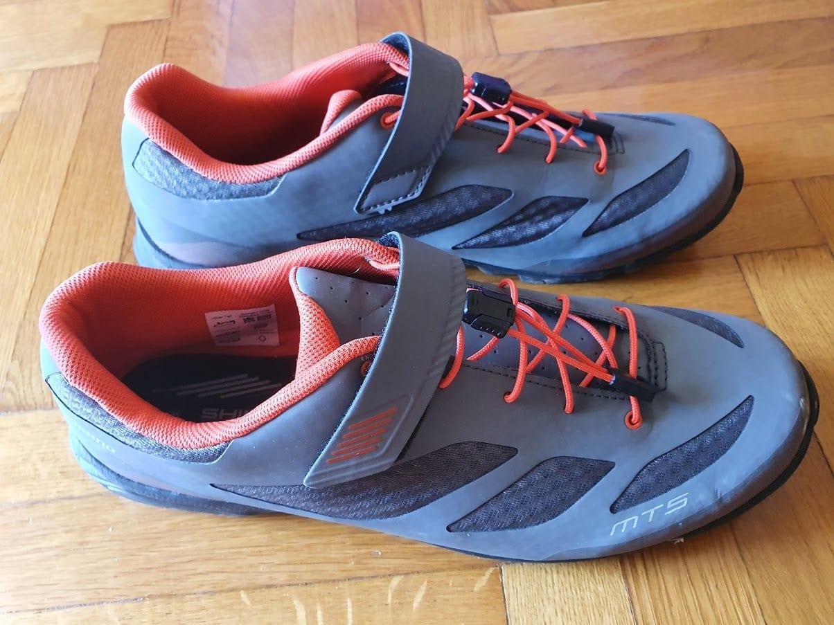 SHimano MT5 cycling shoes