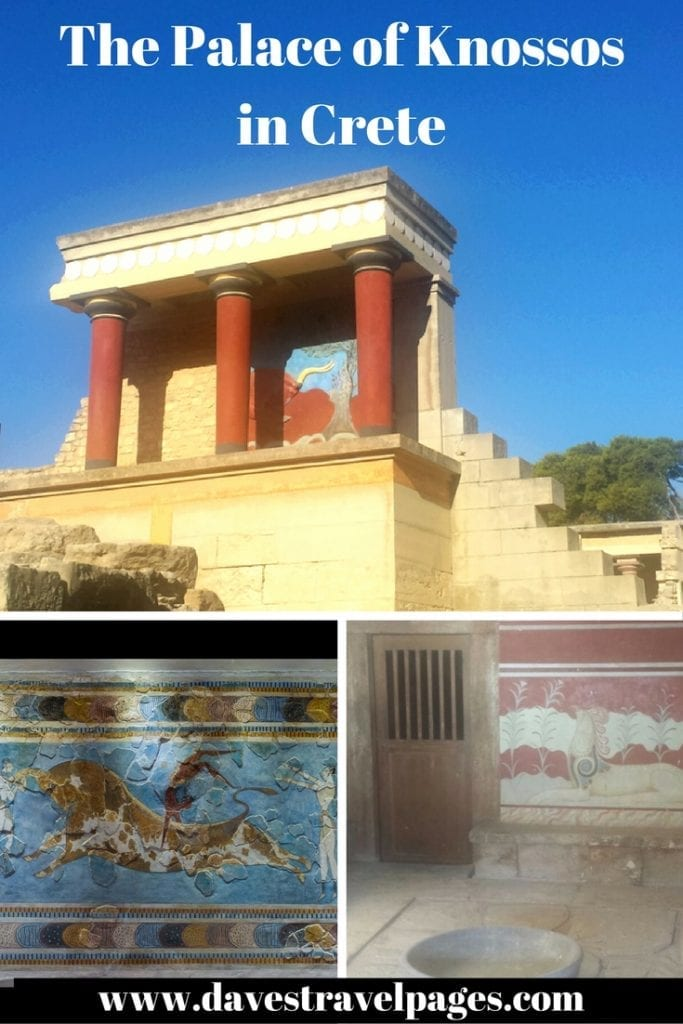 Palace of Knossos in Crete  Tips For Visiting Knossos