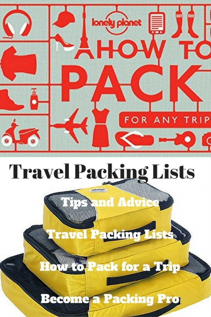 How to Pack for Any Trip. If you are looking for a source of travel packing lists, packing advice, and travel tips on what to take, this might be very useful! Read the full article to find out more on travel packing.