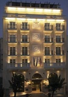 The Hera Hotel near the Acropolis in Athens