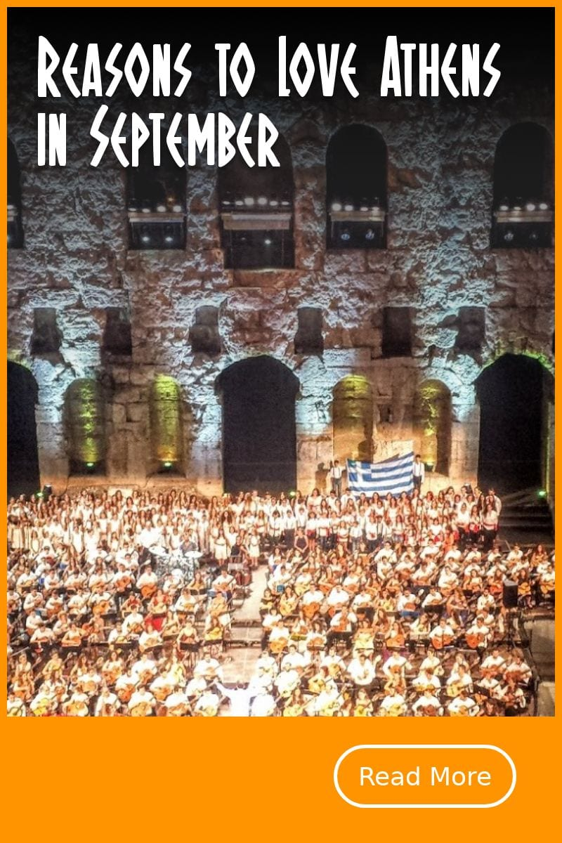 Reasons to Love Athens in September - Is September the perfect month to visit Athens?