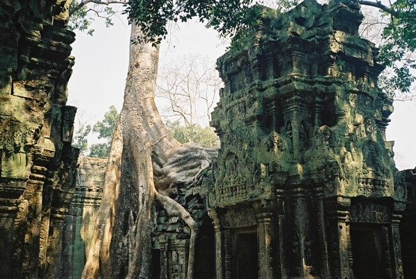 Angkor Wat Temples in Cambodia - One of my personal 7 wonders of the world