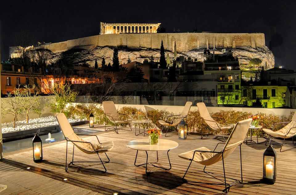 The Herodian Hotel Near Acropolis In Athens