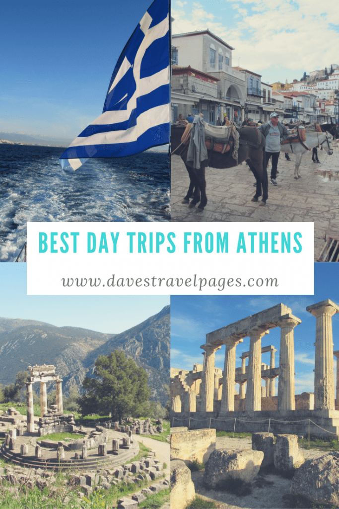A guide to the best day trips from Athens you can try during your next Greek vacation.