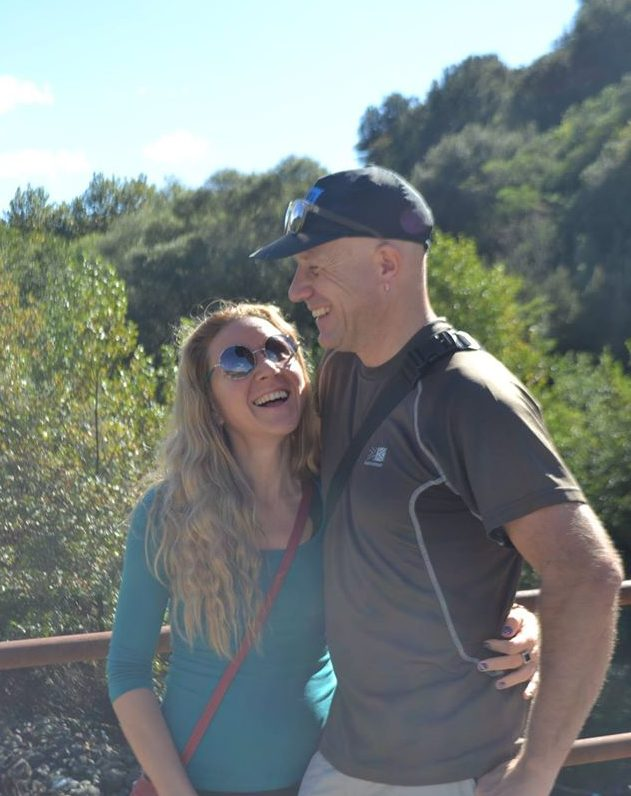 Dave and Vanessa