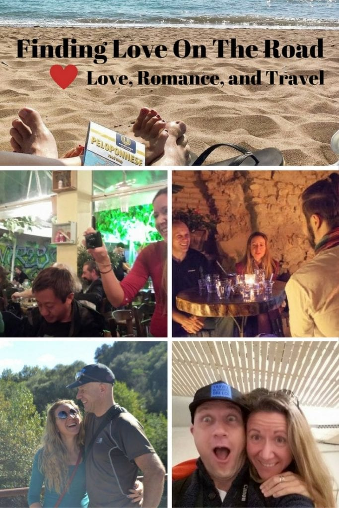 Finding love on the road - Love, romance, and travel. The full story behind how I met my Greek girlfriend, and moved to Greece within 3 months.