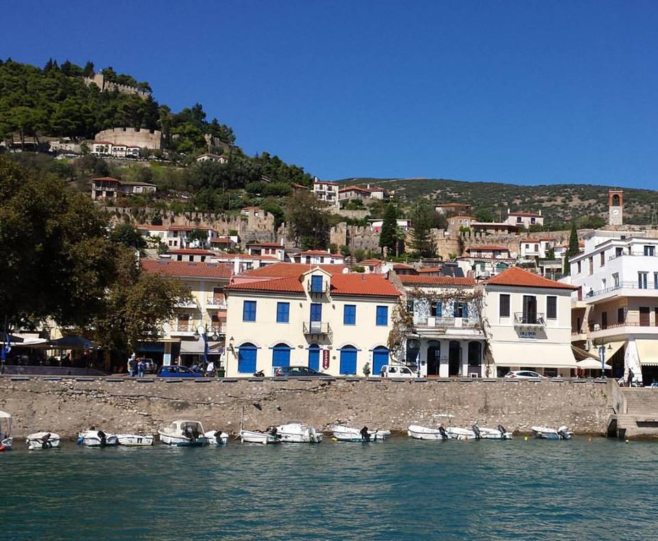 Top things to do in Nafpaktos in Greece