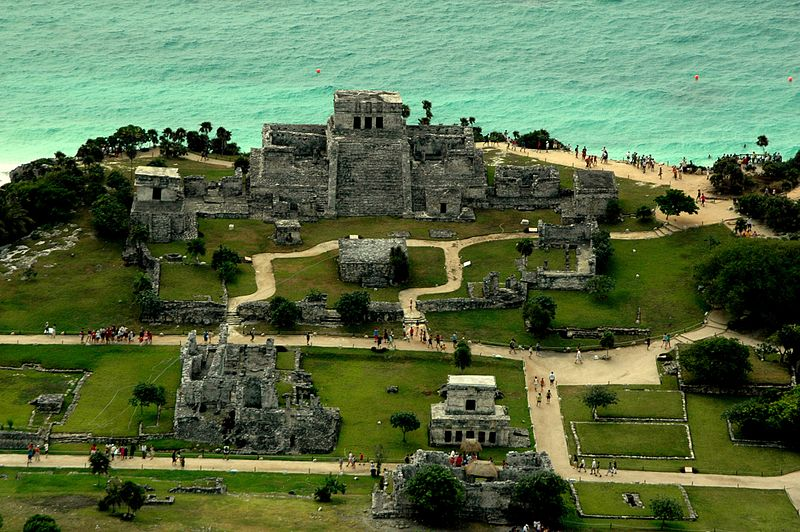 Tulum in Mexico's Yucatan peninsula