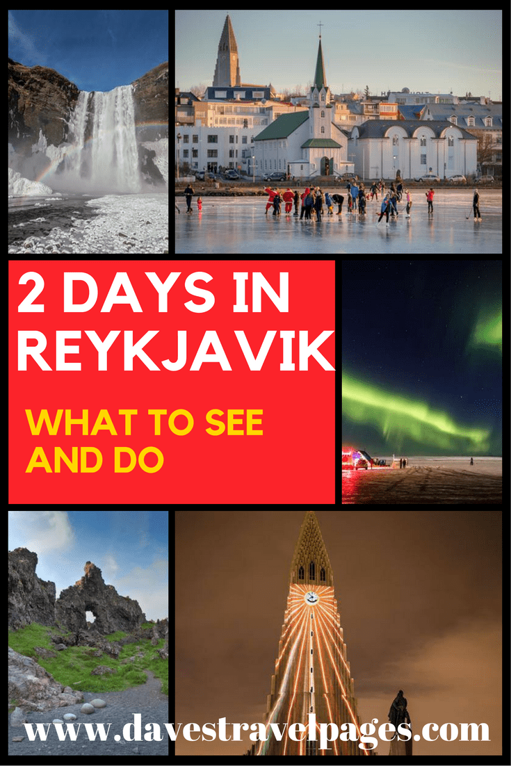 2 Days in Reykjavik - What to see and do in Reykjevik, Iceland during a weekend break.