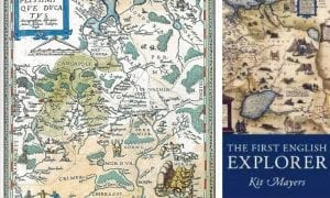 The First English Explorer by Kit Mayers | The Life of Anthony Jenkinson