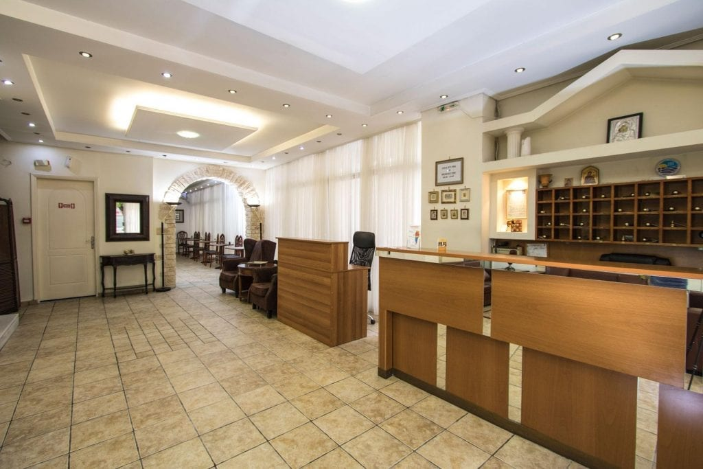 Hotel Delta in Athens - A good budget hotel