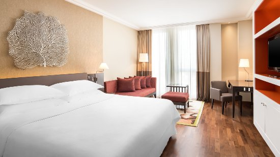 Where to stay in Bratislava - The Sheraton