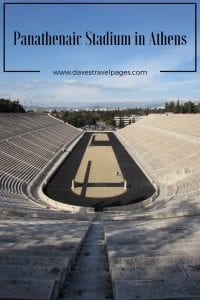 All you need to know about visiting the Panathenaic Stadium in Athens.