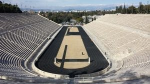 Panathenaic Stadium in Athens: Birthplace of the Modern Olympic Games