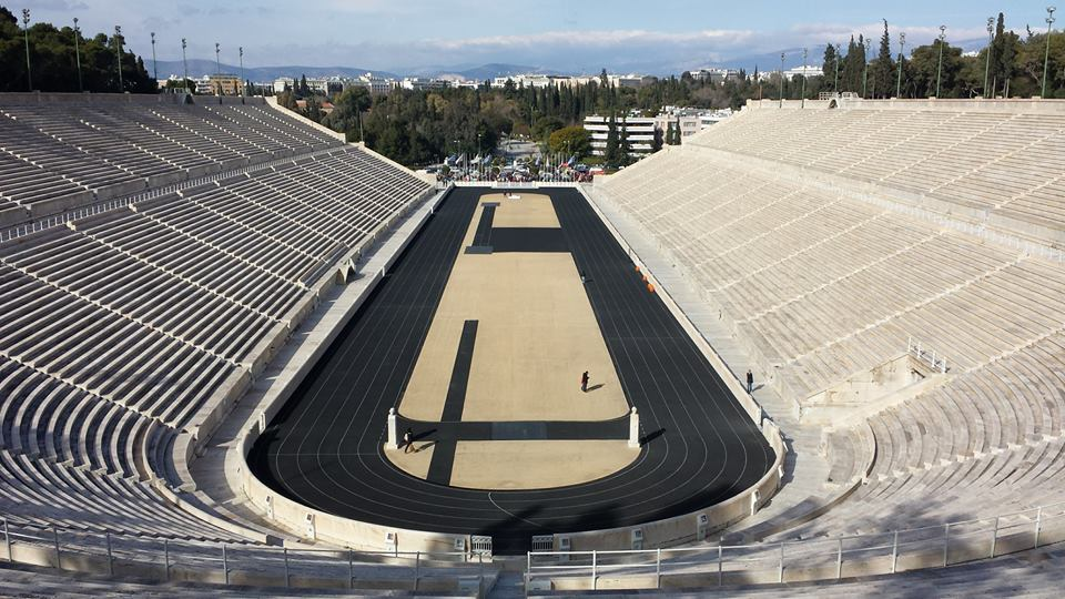 All you need to know about the Panathenaic Stadium in Athens