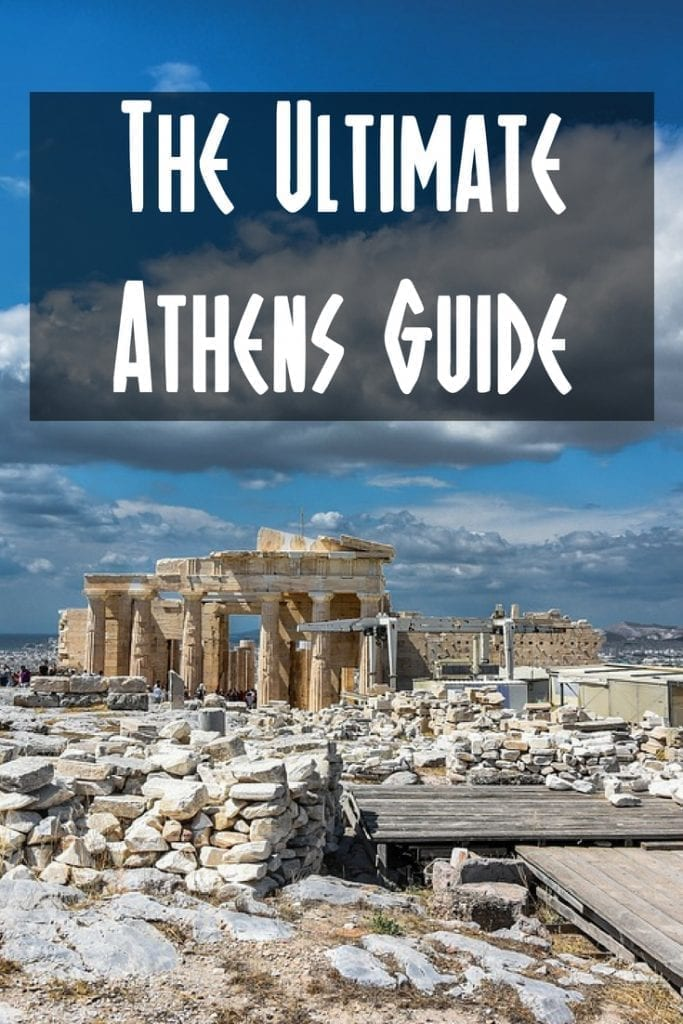 The Ultimate Athens guide - What to do, where to stay and what to see when in Athens, Greece.