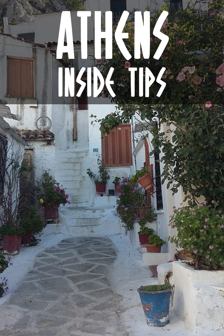 Athens Inside Tips - Make the most of your city break in Athens, Greece with these inside travel tips to Athens.