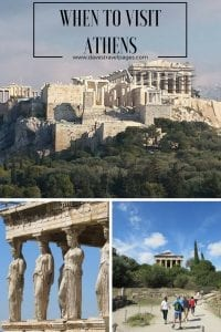A guide to the best time to visit Athens.