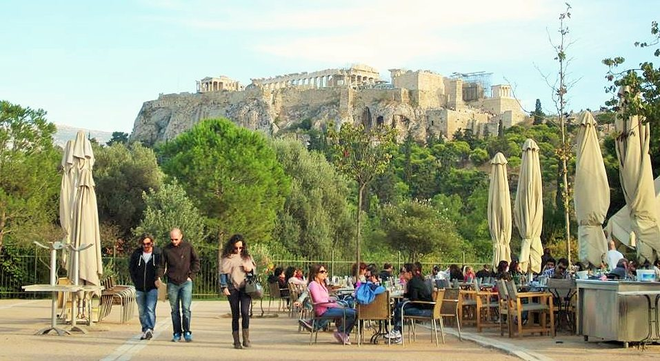 All my Europe travel blogs in one place, including Athens and Greece