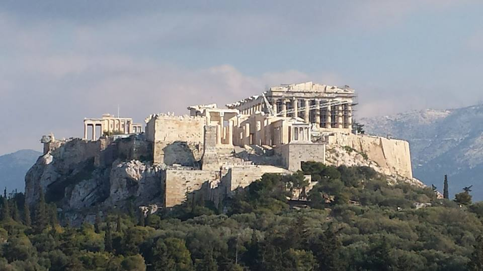 The Acropolis in Athens - Athens in Focus