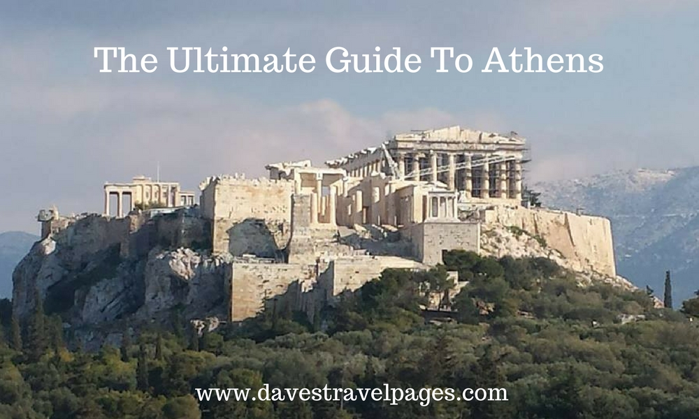 The Ultimate Guide to Athens - Everything you need to plan the perfect trip to Athens.