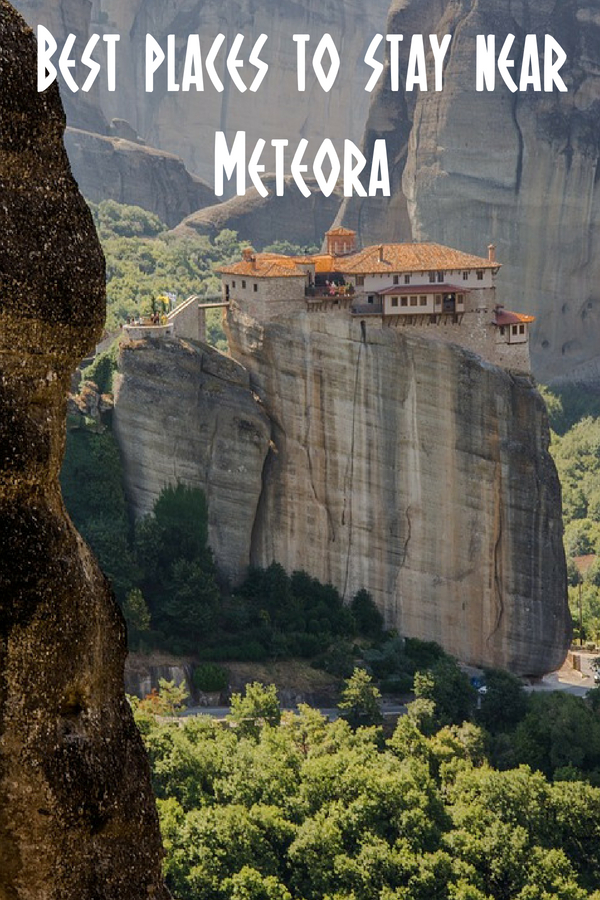 The best places to stay in Meteora for people of all budgets.