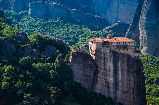 Where To Stay Near Meteora