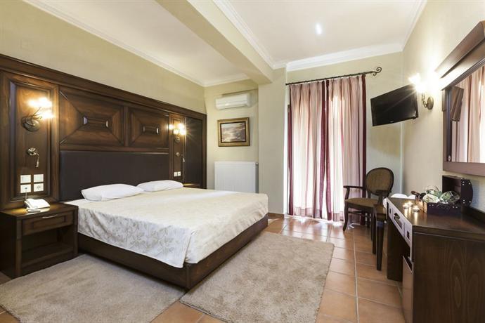 Stay near Meteora in the Dellas Boutique hotel