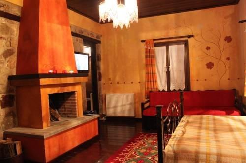Monastiri Guesthouse near Meteora
