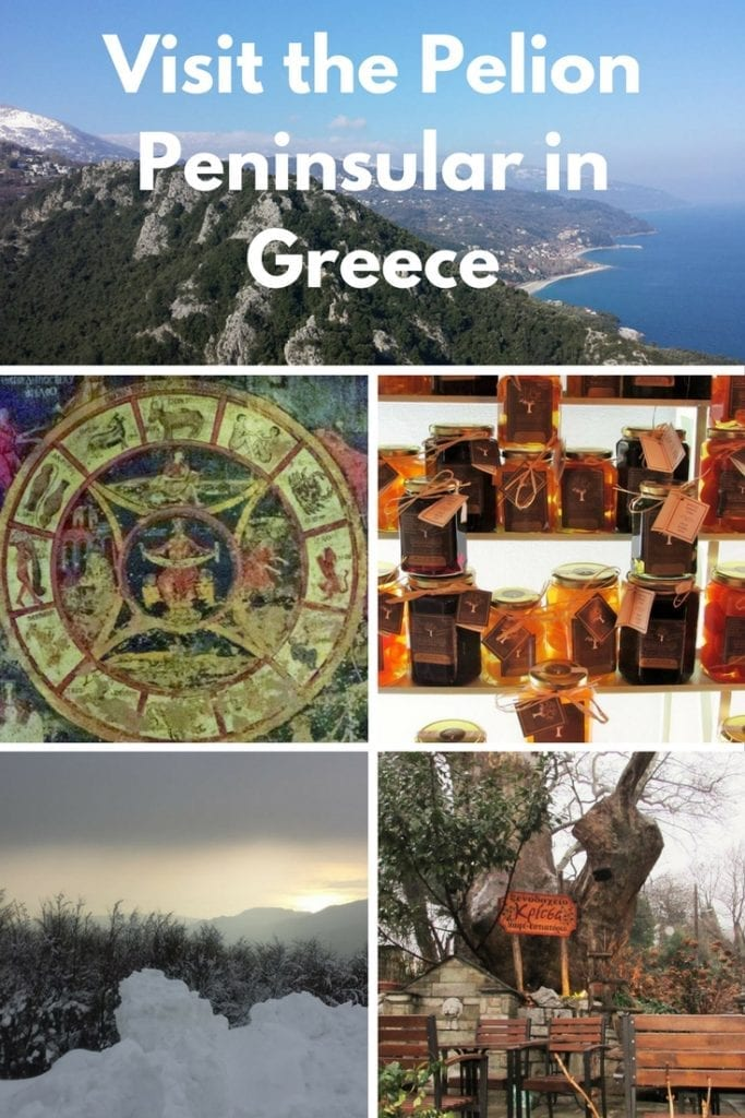 All you need to know visiting the Pelion Peninsular in Greece