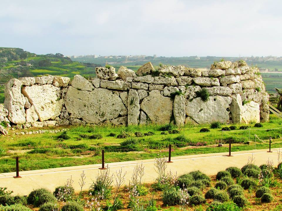 Ggantja Temples of Gozo. You must see these when visiting Malta.