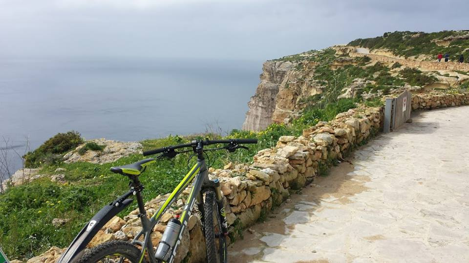 Add cycling in Gozo to your itinerary when sightseeing in Malta