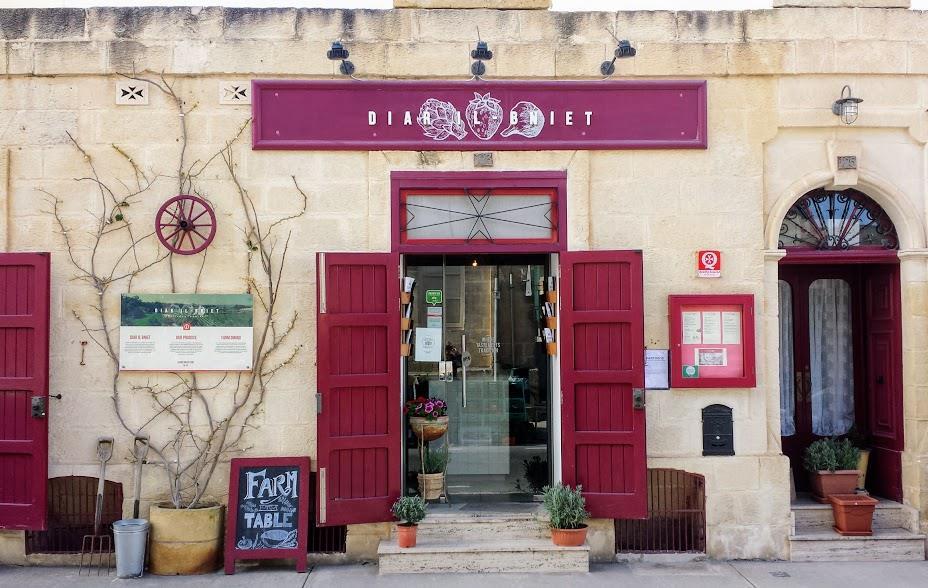 Diar il Bniet restaurant in Malta