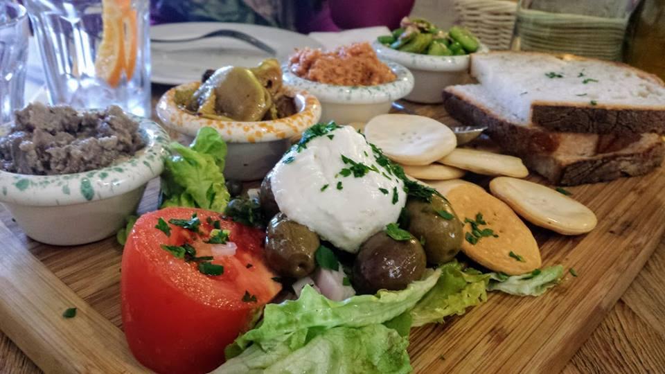 Diar-il-Bniet restaurant in Malta