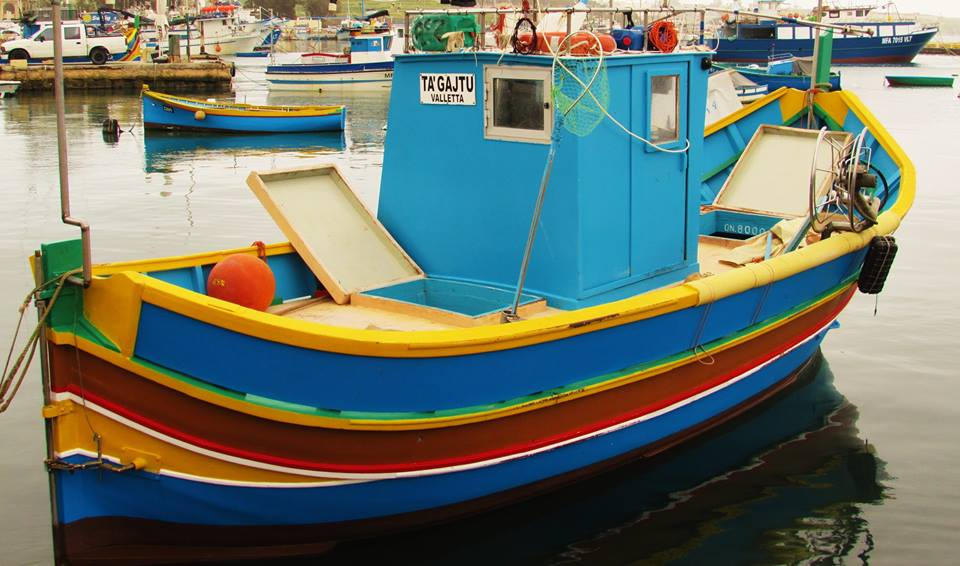 Include a visit to Marsaxlokk during your sightseeing in Malta trip, especially on a Sunday.