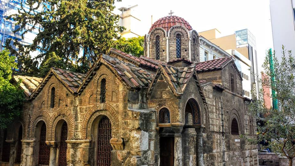 Medieval Athens Walking Tours